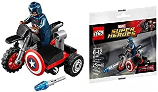 LEGO MAVEL Super Heroes - 30447 - Captain