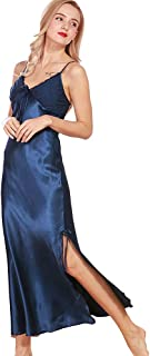 ملابس نوم مثيرة للنساء من سامويستارت من الدانتيل برقبة على شكل حرف V للحفلات الخاصة، مقاس M-XXL، 4 الوان