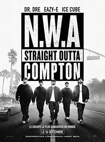 Le DVD N.W.A Straight Outta Compton