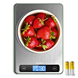 LEVIN Food Scale, 33lb Digital Kitchen Scale with 1g/0.05oz...