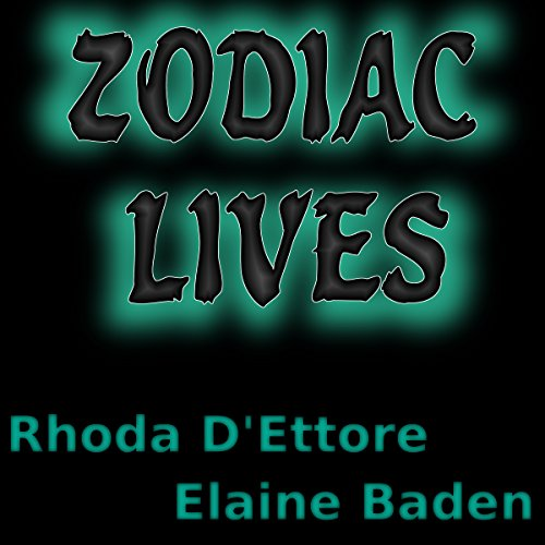 Zodiac Lives audiobook cover art