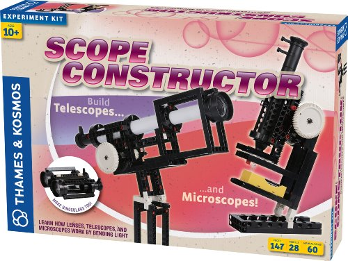 Thames and Kosmos Scope Constructor Science Kit