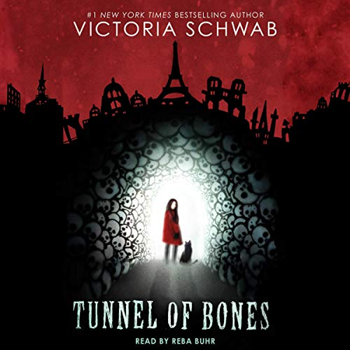 Tunnel of Bones audiobook cover art