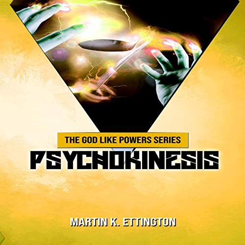 Psychokinesis audiobook cover art
