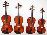 Cherrystone 4260180887778 Geige Garnitur (Koffer, Bogen (1/4))
