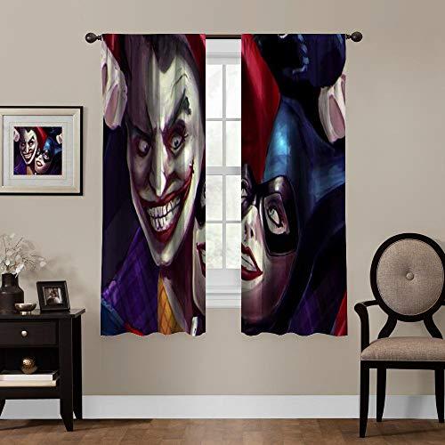 517hFkf2vzL Harley Quinn  Curtains