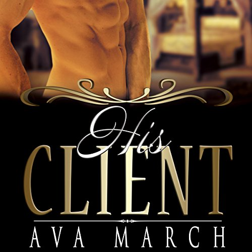 His Client audiobook cover art