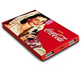 POWER BANK 4000MA PLATE COCA-COLA USBx2