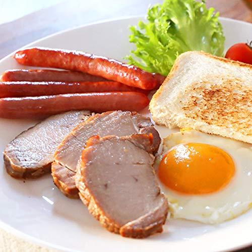 お中元 ギフト ハム ソーセージ ギフト 人気 朝食 モーニング 煮豚&燻製4種 肉系セット 詰め合わせ おつまみ 冷蔵