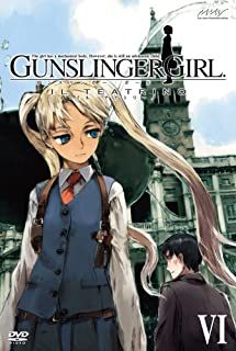 GUNSLINGER GIRL -IL TEATRINO- Vol.6【通常版】 [DVD]