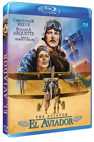The Aviator (1985) / El Aviador / Blu-Ray Spanish Import Plays in English [blu_ray]
