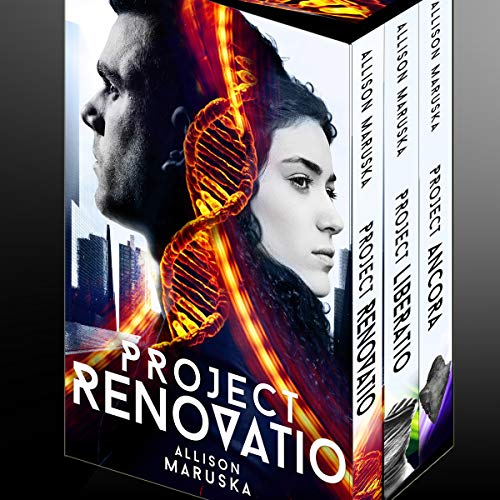 Project Renovatio: The Complete Trilogy audiobook cover art