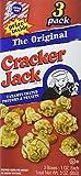 Cracker Jack Original Caramel Coated Popcorn & Peanuts w/ Prize Inside Each Box - 6 Boxes Total