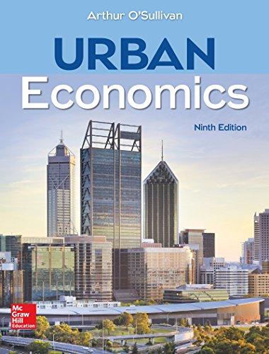 Loose Leaf for Urban Economics