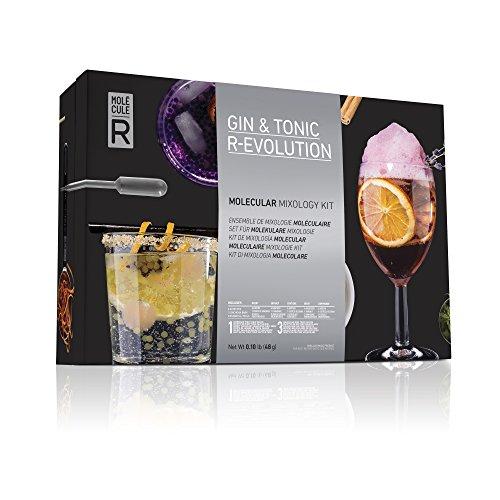 Molecule-R - Kit per gastronomia molecolare e mixologia