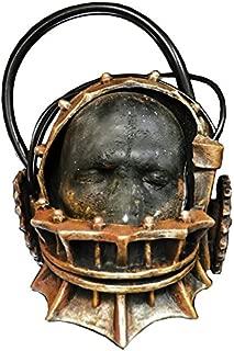 Men's Saw-Reverse Bear Trap Full Head Mask