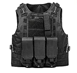 Invenko Tactical Molle Paintball Vest