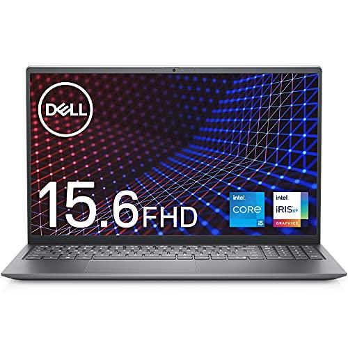 【Amazon.co.jp限定】Dell ノートパソコン Inspiron 15 5510 シルバー Win10/15.6FHD/Core i5-11300H/8GB/256GB SSD/Webカメラ/無線LAN NI555A-BNFLC【Windows 11 無料アップグレード対応】