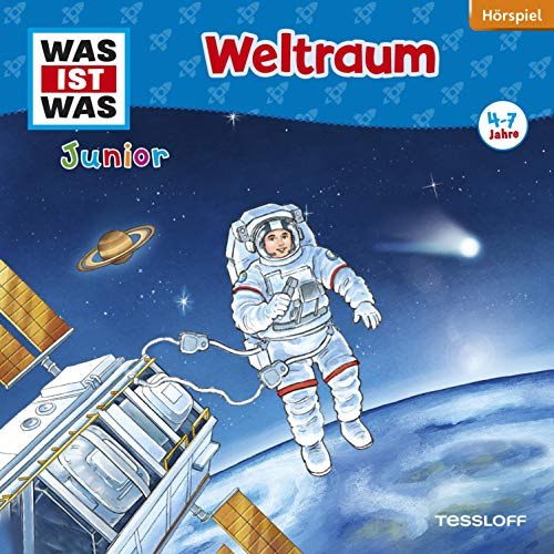 Weltraum Titelbild