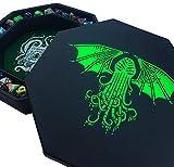 Fantasydice-Cthulhu Tome-Green - Dice...