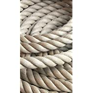 Quality Genuine 36mm Synthetic Hempex Decking Rope Stair Rope Bannister Rope 5M