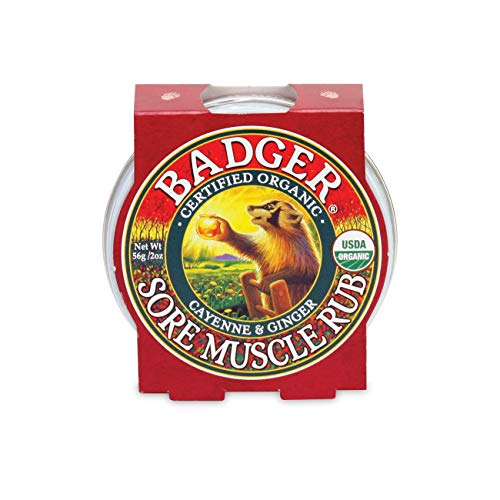 Badger Balm, Sore Muscle Rub - 2 oz