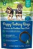 N-Bone Puppy Teething Rings Salmon - 6pk