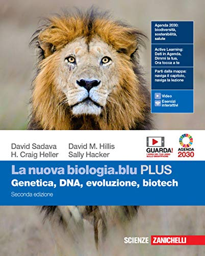 La nuova biologia.blu. Genetica, DNA, evoluzione, biotech. Ediz. PLUS. Per le Scuole superiori. Con e-book. Con espansione online
