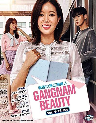 Gangnam Beauty (K-Drama w. English Sub, All Region DVD)