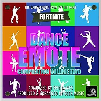 Fortnite Battle Royale Dance Emote Compilation 2