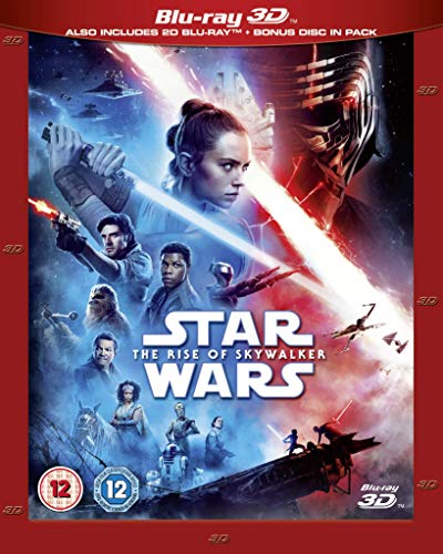 Star Wars Rise of Skywalker [Italia] [Blu-ray]