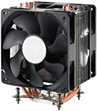 Cooler Master Hyper 212 Plus - CPU Cooler with 4 Direct Contact Heat Pipes (RR-B10-212P-G1)