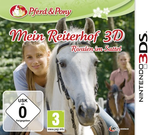 Mein Reiterhof 3D: Rivalen im Sattel