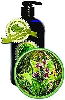 Burdock Oil Extract (Root) - 16oz/480ml - Hair-Scalp, anti-inflammatory, skin conditions