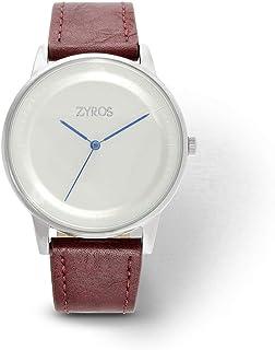 Zyros Dress Watch for Men, Quartz, Z9018M110711