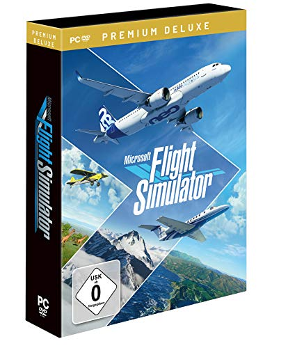Microsoft Flight Simulator Premium Deluxe Edition - [PC]