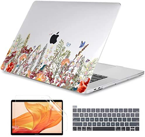 Dongke MacBook Pro 13 inch Case Model A2338 M1 A2251 A2289 2020 Released Plastic Hard Shell product image