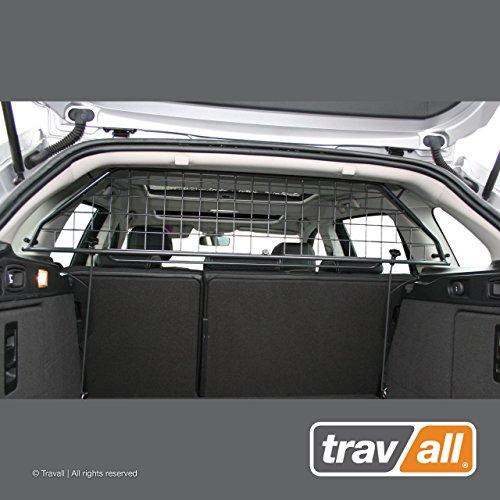 Travall Guard TDG1246 – Grille de séparation avec revêtement en poudre de nylon