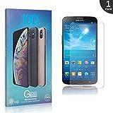 Galaxy S4 Pantalla Cristal Templado, [1 Unidades] LAFCH Anti...