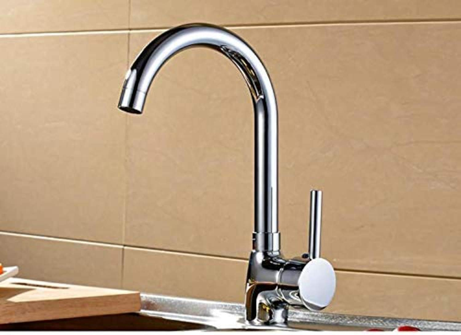 360° redating Faucet Retro Faucetcold Water Kitchen Sink Faucet Armature Single Hole Kitchen Mixer Vegetables