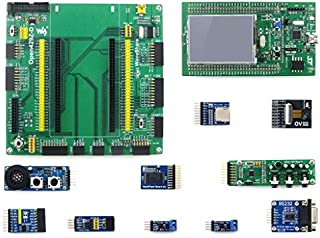 Waveshare Open429Z-D Package B STM32 Discovery Kit F429I-DISCO +Mother Board +LCD + Modules Kits STM32F429I Cortex-M4 STM32 Development Board