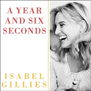 A Year and Six Seconds audiobook cover art