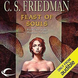 Feast of Souls audiobook cover art
