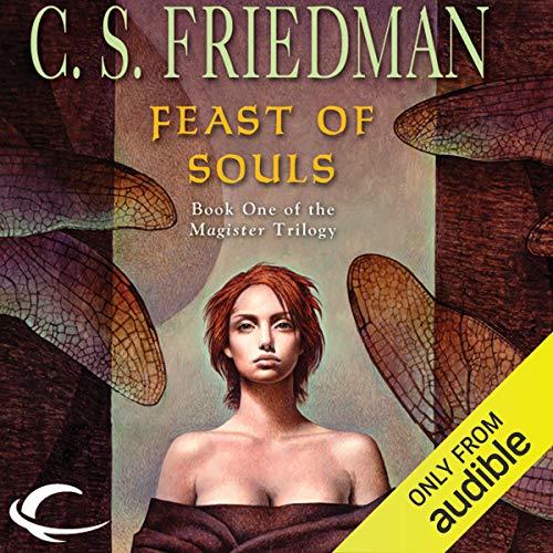 Couverture de Feast of Souls