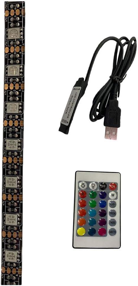 Uonlytech 2 Regular dealer Meters 5V 5050 60 Flexible LEDs Lights ...