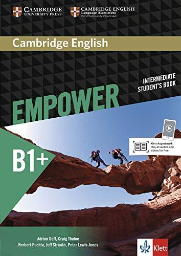 Cambridge English Empower. Student's Book (B1+): Für Erwachsenenbildung/Hochschulen