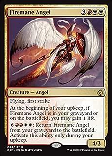 Magic: The Gathering - Firemane Angel - Guilds of Ravnica: Guild Kits