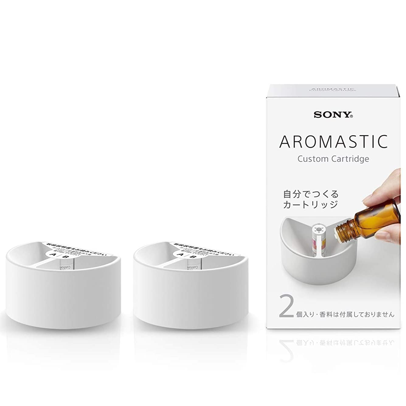 カメ拡声器征服者AROMASTIC Custom Cartridge(カスタムカートリッジ) OE-SC001