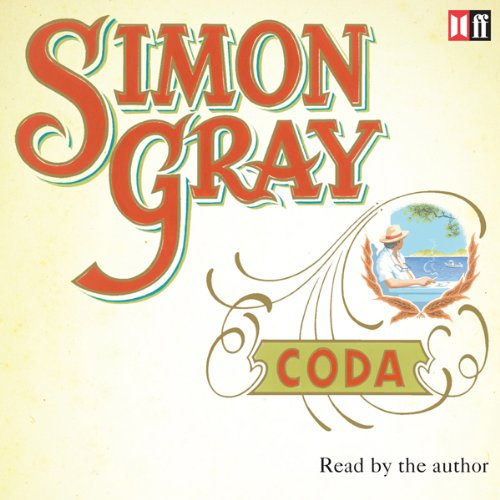 Coda audiobook cover art