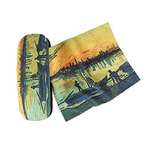 Funda para gafas de Vincent Van Gogh (forrada)